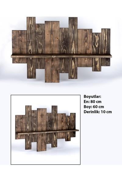 Dekolia By Foresta Masif Ahşap Raf ART2062