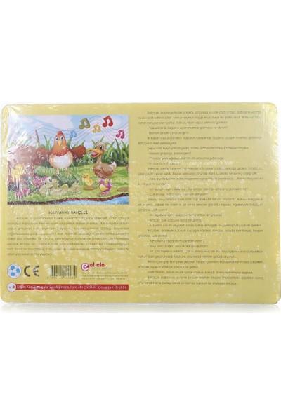 Elele İlk Adım Yayınları Yayınları Hikayeli Hayvanat Bahçesi Yapboz 30 x 40 cm