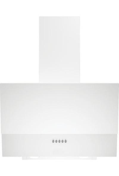 Ferre White Lizbon Beyaz Cam Ankastre Set (2001 T FIRIN+1140 OCAK+D004 Davlumbaz)