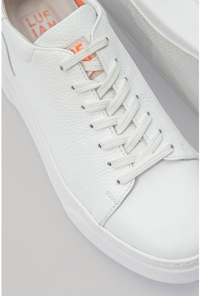Lufian Erkek Tommy Deri Sneaker