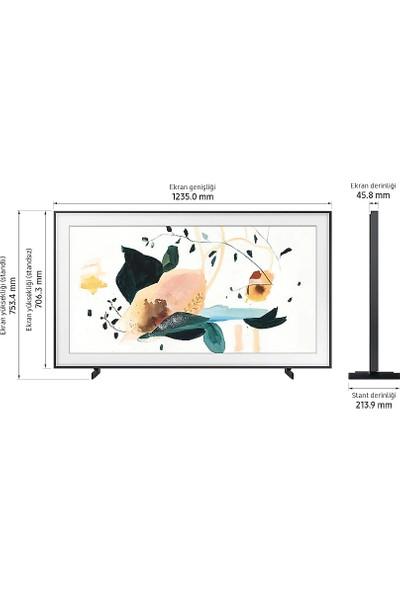 "Samsung 55LS03T 55"" 139 Ekran Uydu Alıcılı Smart 4K Ultra HD QLED TV"