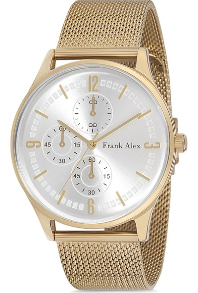 Frank Alex FA.1711H.04 Erkek Kol Saati