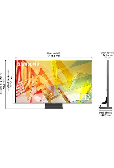 "Samsung 65Q95T 65"" 163 Ekran 4K UHD Qled TV"