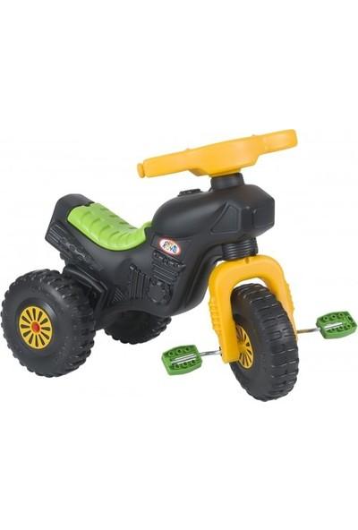 Enhoştoys 3 Tekerli Şahin Motor Çocuk Bisiklet