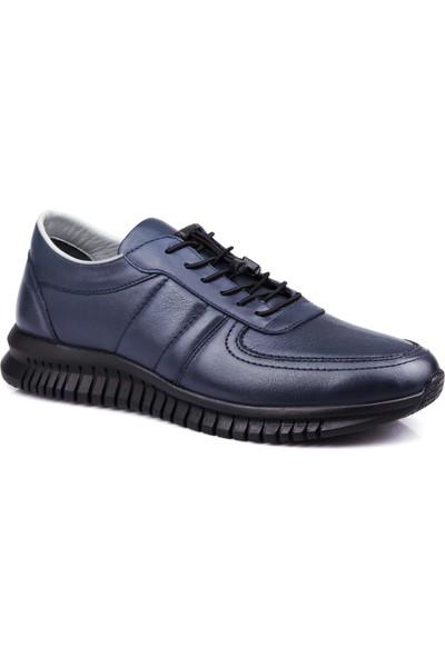 Detector İç Dış Deri Günlük Erkek Ayakkabı RY926