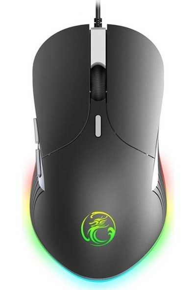 Imice X6 RGB 7 Renkli Kablolu Oyuncu Mouse