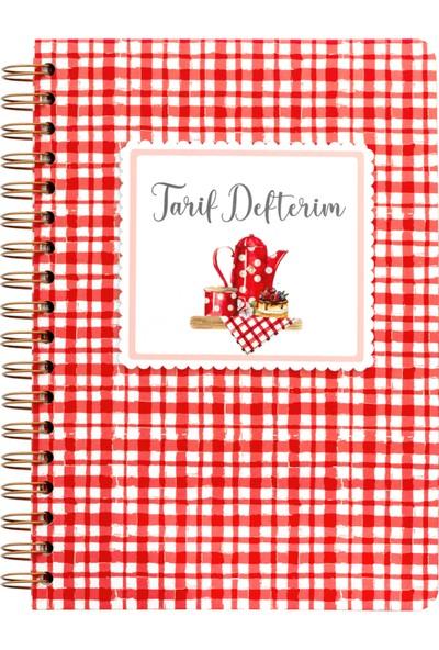 Matt Notebook Yemek Tarif Defteri