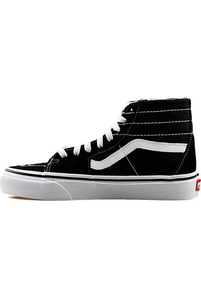Vans Kadın Günlük Ayakkabı Siyah Ua Sk8-Hi Tapered VN0A4U16U7B1