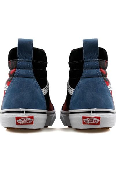 Vans Erkek Günlük Ayakkabı Kırmızı Ua Sk8 Hi 46 Mte Dxi VN0A3DQ523A1