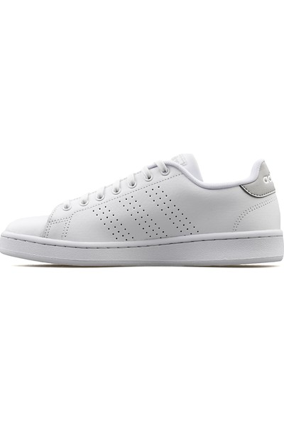 adidas Erkek Tenis Ayakkabısı Beyaz Advantage FV8491