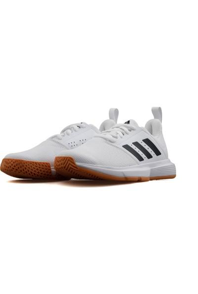 adidas Kadın Salon/ındoor Ayakkabısı Essence W Beyaz FU8400