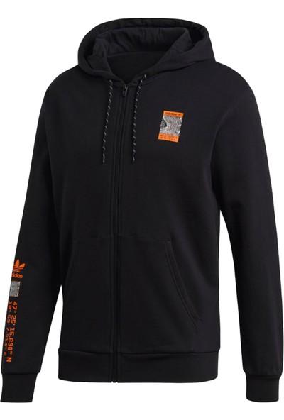 adidas Erkek Günlük Sweatshirts Adv Logo Fzh GD5985