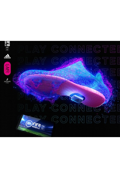 adidas Pembe Digital Fifa Oyun Çipi FS0156 Gmr Pack