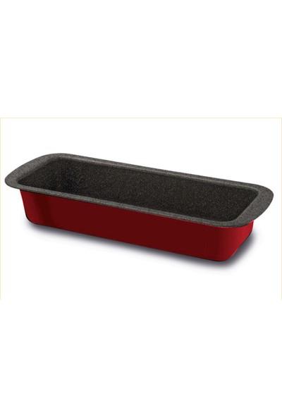 Aryıldız Granit Baton Kalıp 30 cm Kırmızı
