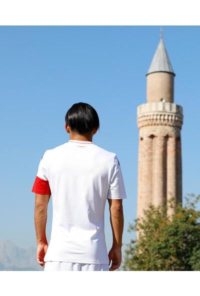 Player Antalyaspor Forma Kombat2021 Ant14 Beyaz