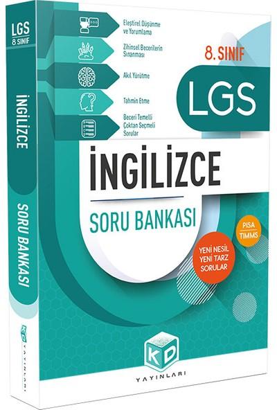 Kurumsal Deneme Yayınları LGS Ingilizce Soru Bankası