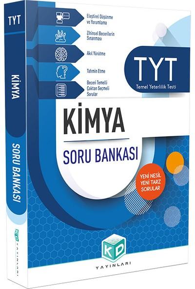 Kurumsal Deneme Yayınları TYT Kimya Soru Bankası
