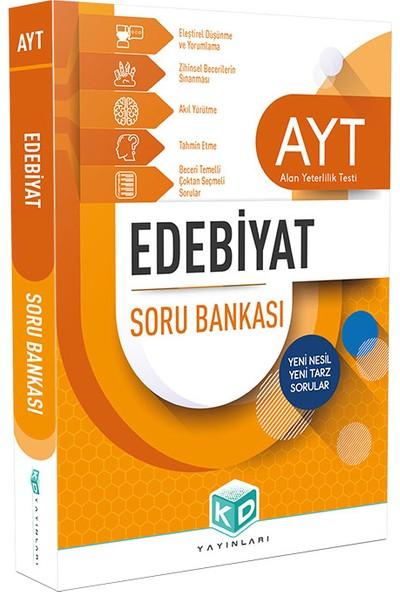 Kurumsal Deneme Yayınları AYT Edebiyat Soru Bankası