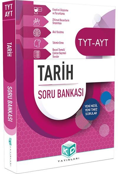 Kurumsal Deneme Yayınları TYT-AYT Tarih Soru Bankası