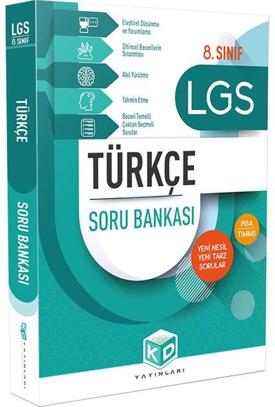 Kurumsal Deneme Yayınları LGS Türkçe Soru Bankası
