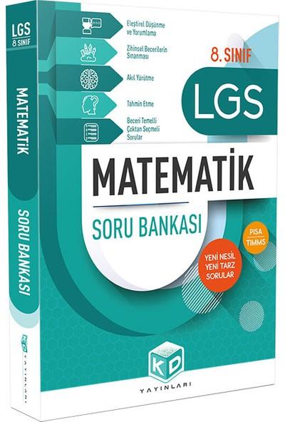 Kurumsal Deneme Yayınları LGS Matematik Soru Bankası