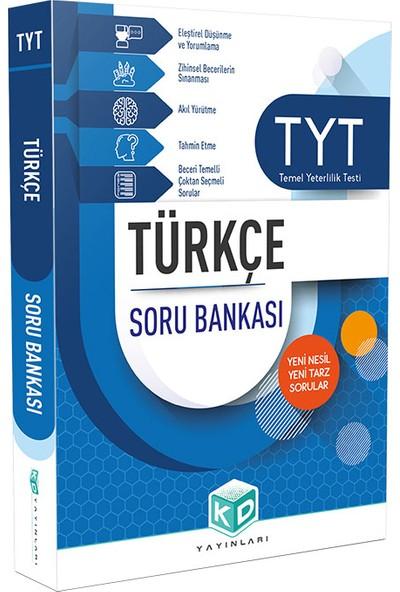 Kurumsal Deneme Yayınları TYT Türkçe Soru Bankası