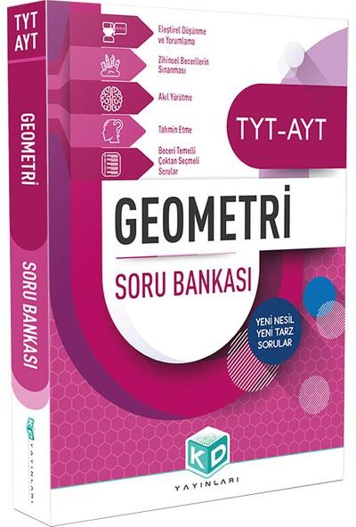 Kurumsal Deneme Yayınları TYT-AYT Geometri Soru Bankası