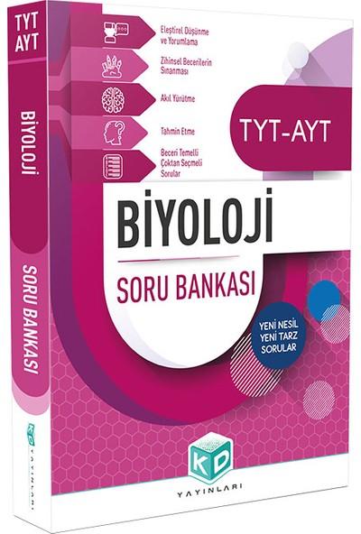Kurumsal Deneme Yayınları TYT-AYT Biyoloji Soru Bankası