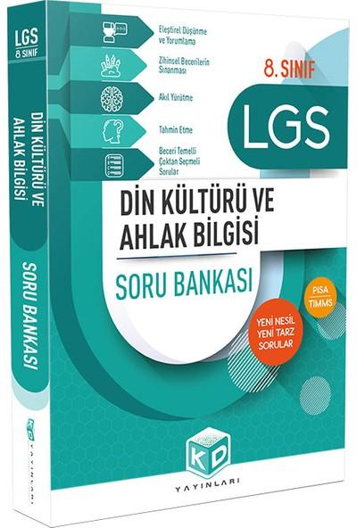 Kurumsal Deneme Yayınları LGS Din Kültürü ve Ahlak Bilgisi Soru Bankasu