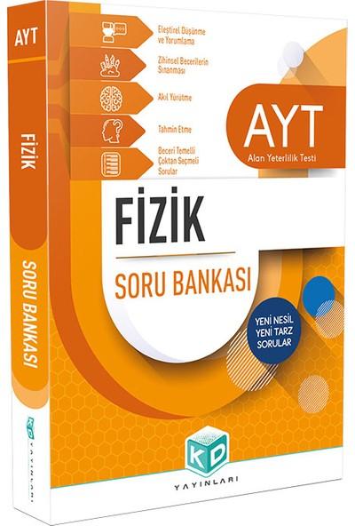 Kurumsal Deneme Yayınları AYT Fizik Soru Bankası
