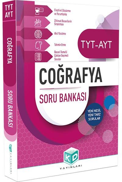 Kurumsal Deneme Yayınları TYT-AYT Coğrafya Soru Bankası