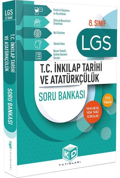 Kurumsal Deneme Yayınları LGS Inkılap Tarihi ve Atatürkçülük Soru Bankası