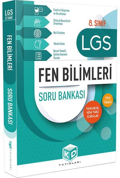 Kurumsal Deneme Yayınları LGS Fen Bilimleri Soru Bankası