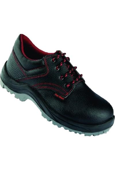 Overguard GL101 S2 Çelik Burun Ayakkabı Işçi Ayakkabısı 43