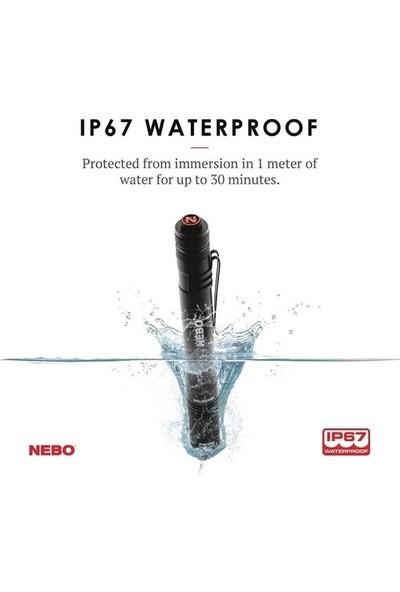 Nebo 6713 Inspector 180 Lümen LED Fener 16LI Stand (Tek Adet)