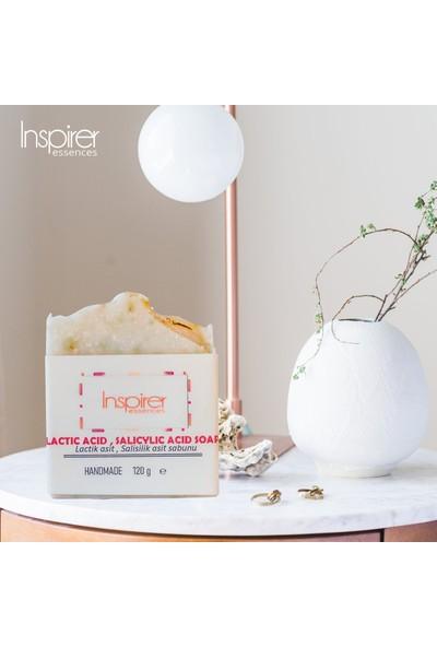Inspırer Lactic Acid , Salicylic Acid Soap Handmade