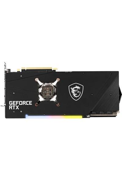 MSI GeForce RTX 3080 Gaming X Trio 10GB 1440MHz OC GDDR6X DX(12) PCI-Express 4.0 Ekran Kartı (GeForce-RTX-3080-GAMING-X-TRIO-10G)