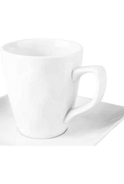 Karaca Carmita Kare 2 Kişilik Çay Fincan Takımı