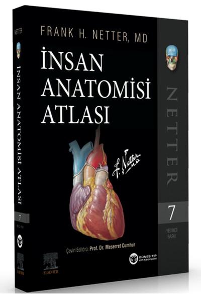 Netter Insan Anatomisi Atlası 7. Baskı