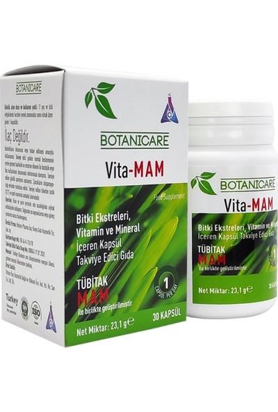 Vita-Mam Takviye Edici Gıda 30 Kapsül - Fitcare
