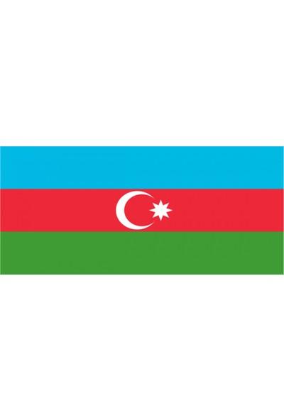 BAYRAKAL Azerbaycan Bayrağı 100 x 150 cm