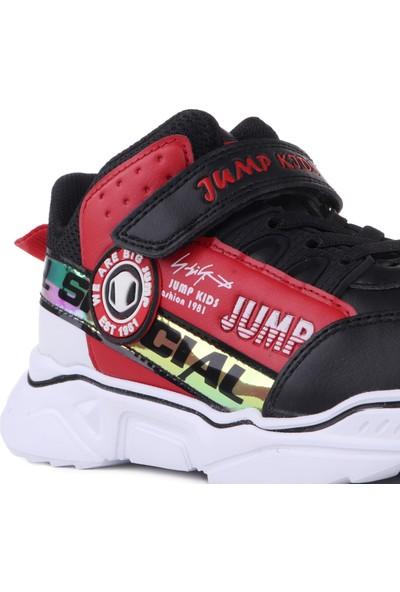 JuM.P 25792 Comfort Tabanlı Cırtlı Çocuk Spor Ayakkabısı