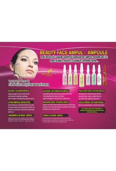 Beauty Face Lifting Serum 3'lü Ampul (3x2 ml)