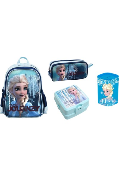 Mikro Frozen Okul Çanta Seti