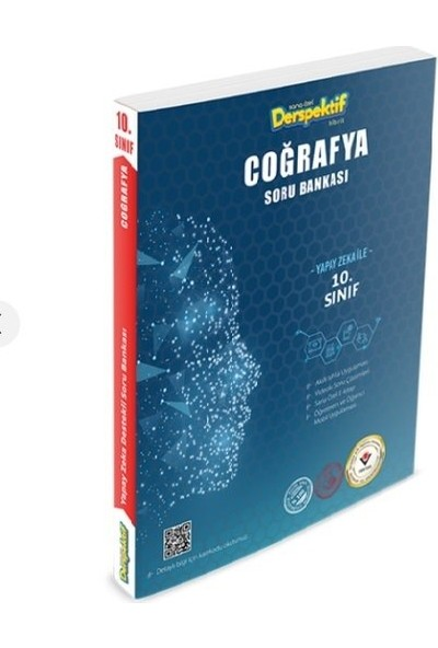 Derspektif Yayınları 10.sınıf Coğrafya Soru Bankası