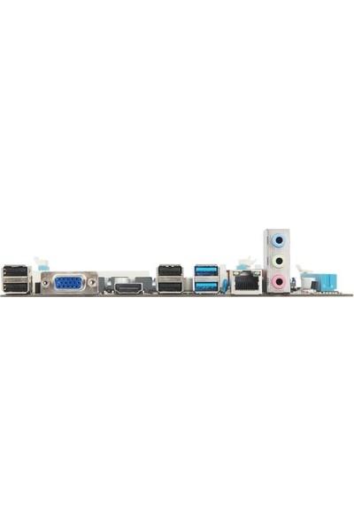 Izoly Asboard Intel H110 2133MHz DDR4 Soket 1151 mATX Anakart