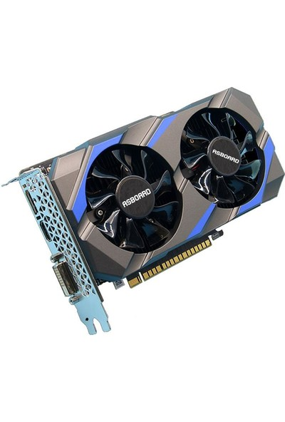 Asboard AMD Radeon RX 560 4GB 128Bit GDDR5 PCI-E 3.0 Ekran Kartı