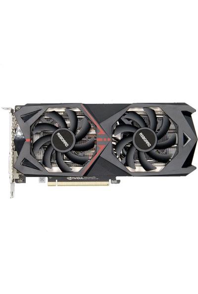 Asboard Nvidia GeForce GTX 1660 6GB DDR5 192Bit PCI-E 3.0 Ekran Kartı