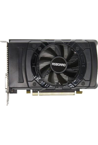 Asboard AMD Radeon RX 550 4GB 128Bit GDDR5 (DX12) PCI-E 2.0 Ekran Kartı
