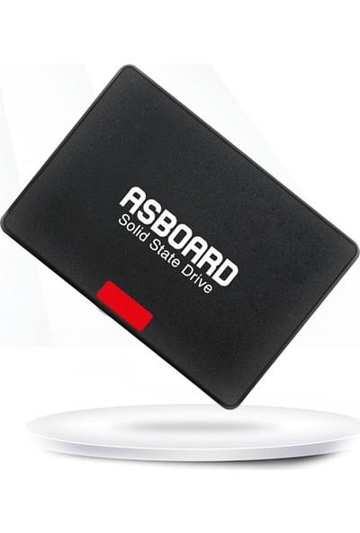 """Asboard S400 120GB 550MB-500MB/s Sata 3 2.5"""" SSD"""